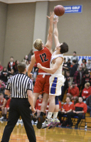 Gallery: Boys Basketball Tenino @ Rochester